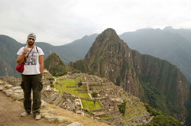 Machu Picchu. Summer of 2012.