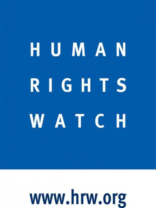 Logo Human Rights Watch