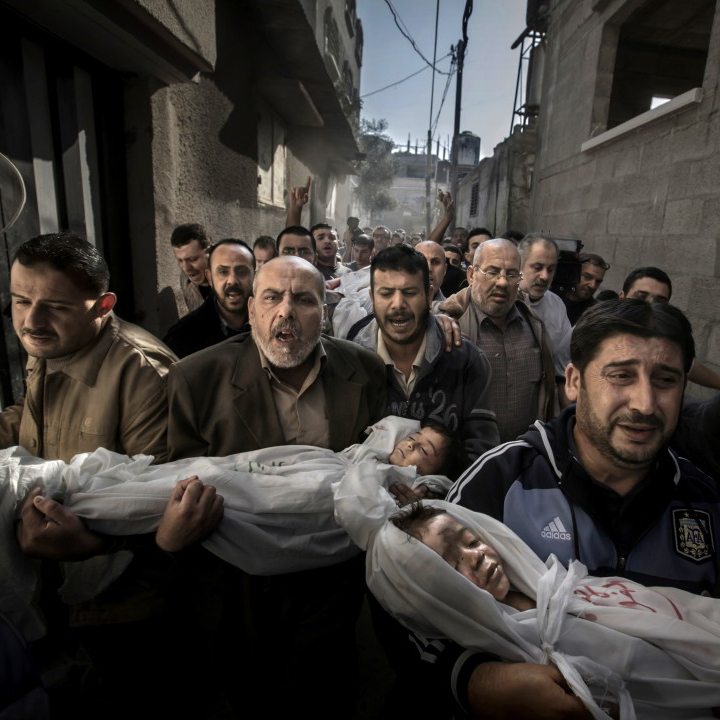 Gaza Burial
