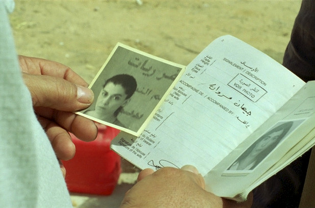 A Scene from Incendies