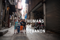Humans of Lebanon, Shatila Camp