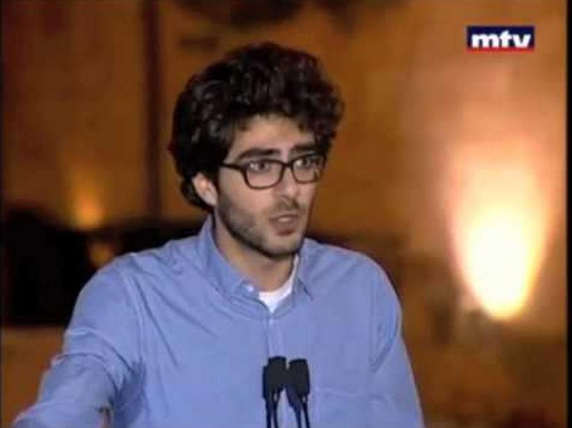naji aoun aub secular club corruption lebanon