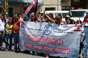 Workers' Day Parade 3