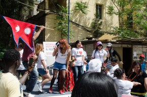 Workers' Day Parade 68