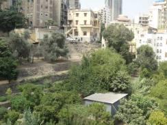 The Orchard – To be demolished (credits : Naji Assi/The Civil Coalition)